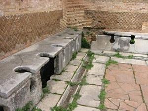 римский туалет