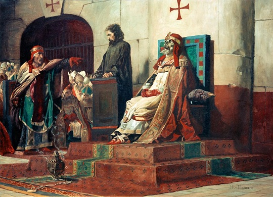 казнь формозы папы римского