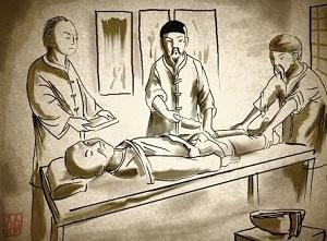Гостинице фото половых органов евнуха