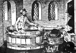 архимеод в ванне