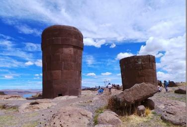Загадочные башни инков  в Перу