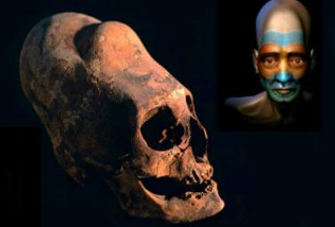 Странные черепа из Паракаса (Перу)